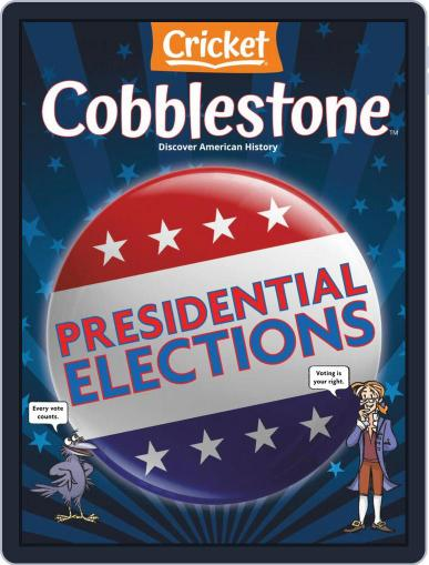 Cobblestone American History and Current Events for Kids and Children (Digital) October 1st, 2020 Issue Cover