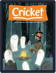 Cricket Magazine Fiction And Non-fiction Stories For Children And Young Teens (Digital) Subscription October 1st, 2020 Issue