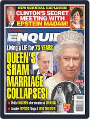 National Enquirer (Digital) Subscription October 12th, 2020 Issue
