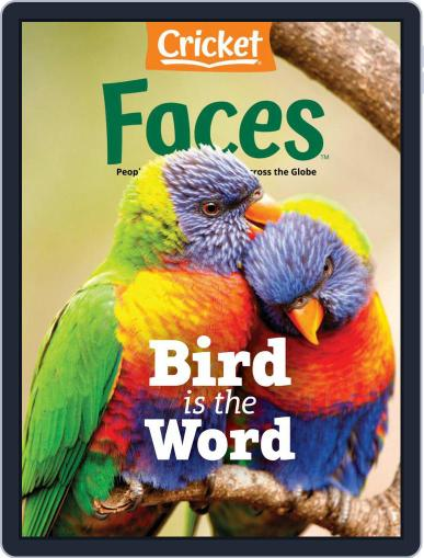 Faces People, Places, and World Culture for Kids and Children (Digital) October 1st, 2020 Issue Cover