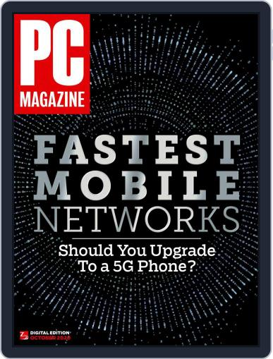 Pc October 1st, 2020 Digital Back Issue Cover