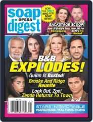 Soap Opera Digest (Digital) Subscription October 12th, 2020 Issue