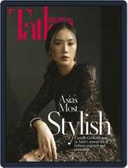 Tatler Philippines (Digital) Subscription October 1st, 2020 Issue