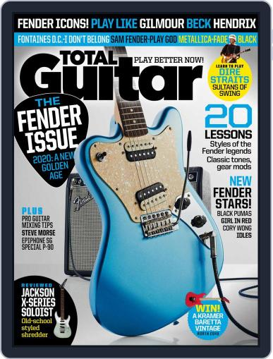 Total Guitar (Digital) October 1st, 2020 Issue Cover