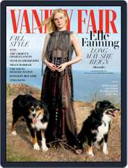 Vanity Fair (Digital) Subscription October 1st, 2020 Issue