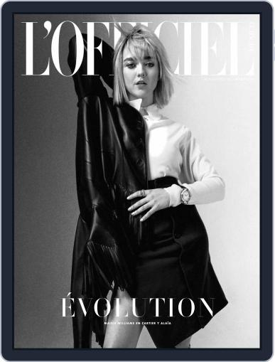 L'Officiel Mexico (Digital) October 1st, 2020 Issue Cover