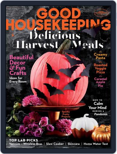 Good Housekeeping October 1st, 2020 Digital Back Issue Cover
