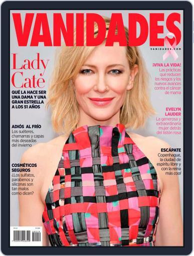 Vanidades México (Digital) October 19th, 2020 Issue Cover