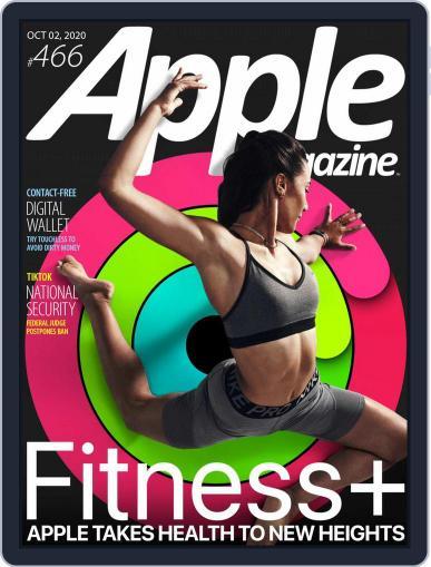 AppleMagazine October 2nd, 2020 Digital Back Issue Cover