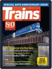 Trains (Digital) Subscription November 1st, 2020 Issue