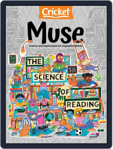Muse: The Magazine Of Science, Culture, And Smart Laughs For Kids And Children (Digital) October 1st, 2020 Issue Cover