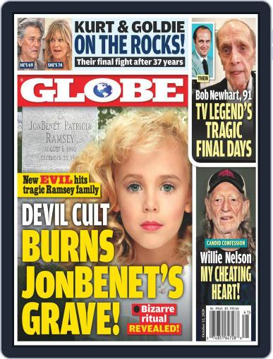 Globe October 12th, 2020 Digital Back Issue Cover