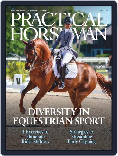 Practical Horseman September 16th, 2020 Digital Back Issue Cover