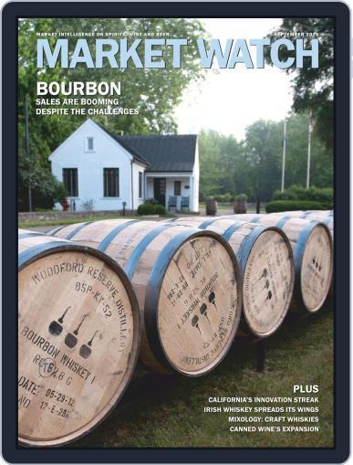 Market Watch September 1st, 2020 Digital Back Issue Cover
