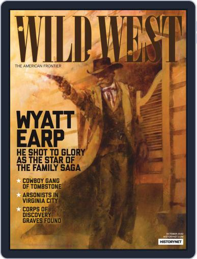 Wild West (Digital) October 1st, 2020 Issue Cover