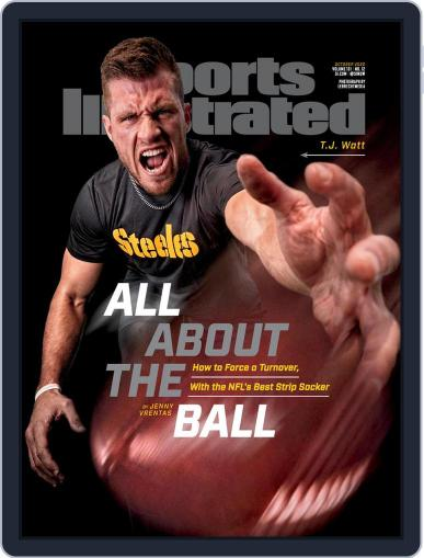 Sports Illustrated (Digital) October 1st, 2020 Issue Cover