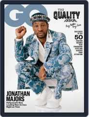 GQ (Digital) Subscription October 1st, 2020 Issue