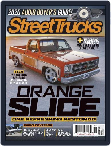 Street Trucks (Digital) October 1st, 2020 Issue Cover