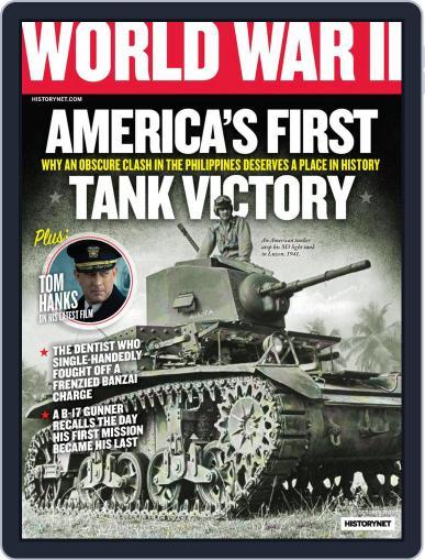 World War II October 1st, 2020 Digital Back Issue Cover