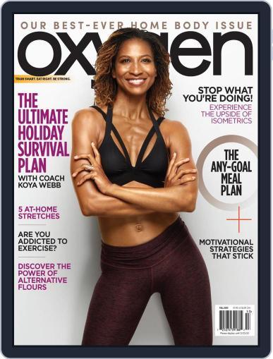 Oxygen Magazine (Digital) September 12th, 2020 Issue Cover