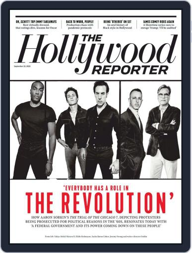 The Hollywood Reporter (Digital) September 23rd, 2020 Issue Cover