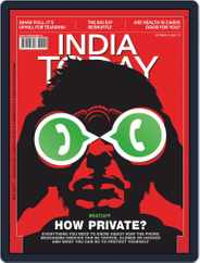 India Today (Digital) Subscription October 12th, 2020 Issue