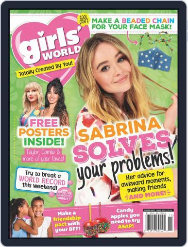 Girls' World (Digital) November 1st, 2020 Issue Cover