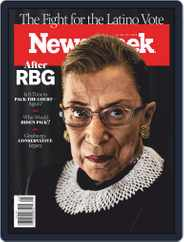 Newsweek (Digital) Subscription October 9th, 2020 Issue