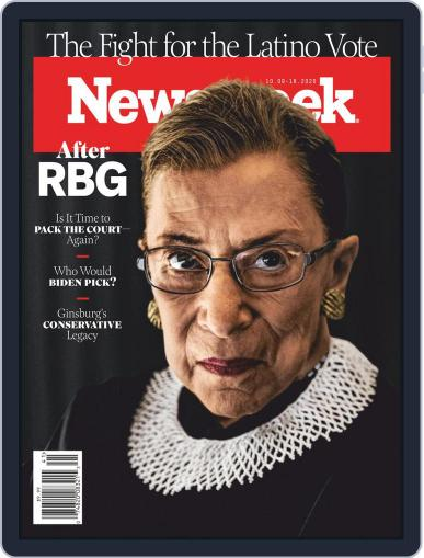 Newsweek (Digital) October 9th, 2020 Issue Cover