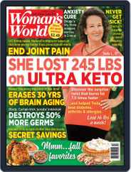 Woman's World (Digital) Subscription October 12th, 2020 Issue