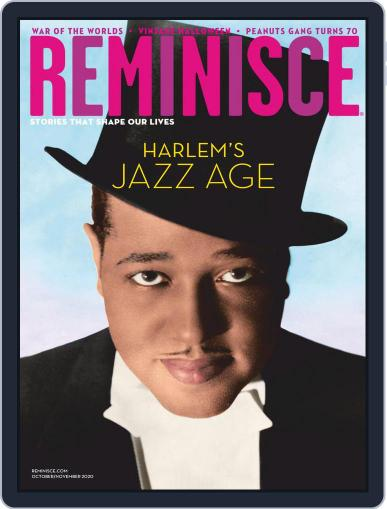 Reminisce (Digital) October 1st, 2020 Issue Cover