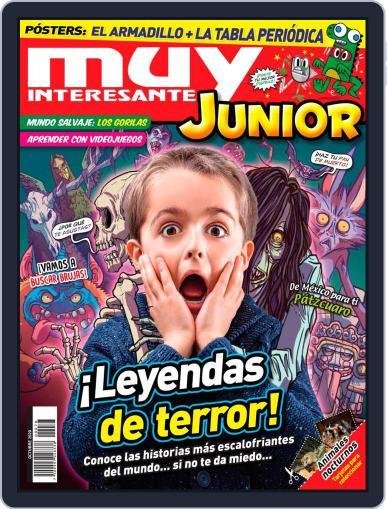 Muy Interesante Junior Mexico (Digital) October 1st, 2020 Issue Cover