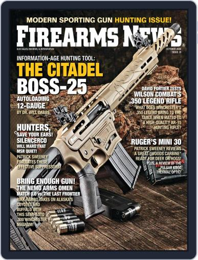 Firearms News October 1st, 2020 Digital Back Issue Cover
