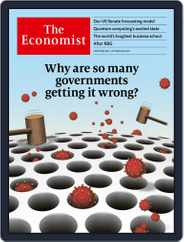 The Economist Continental Europe Edition (Digital) Subscription September 26th, 2020 Issue