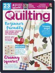 Love Patchwork & Quilting (Digital) Subscription October 1st, 2020 Issue