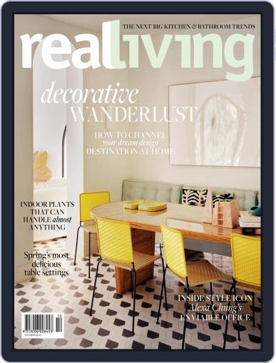 Real Living Australia October 1st, 2020 Digital Back Issue Cover