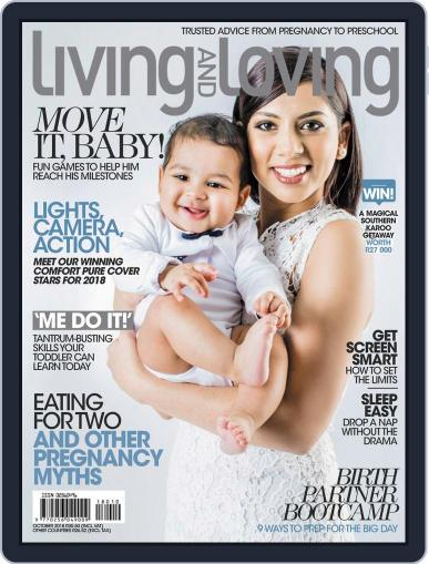 Living and Loving (Digital) October 1st, 2018 Issue Cover