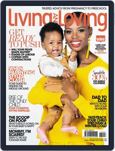 Living and Loving (Digital) June 1st, 2018 Issue Cover