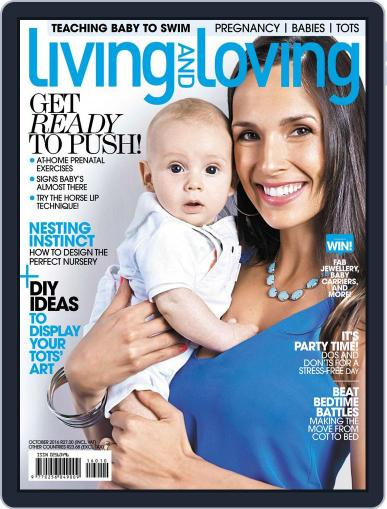 Living and Loving (Digital) October 1st, 2016 Issue Cover