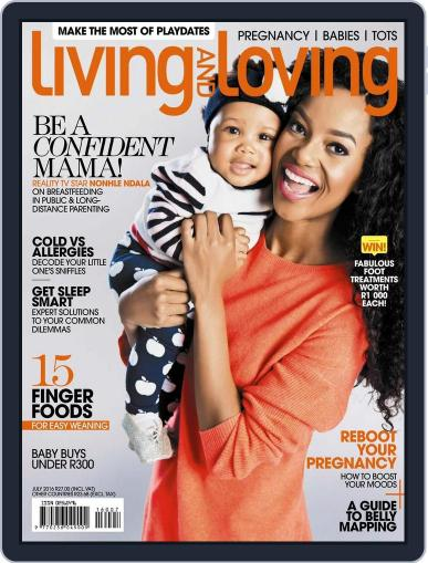 Living and Loving June 20th, 2016 Digital Back Issue Cover