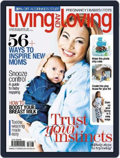 Living and Loving (Digital) July 16th, 2015 Issue Cover