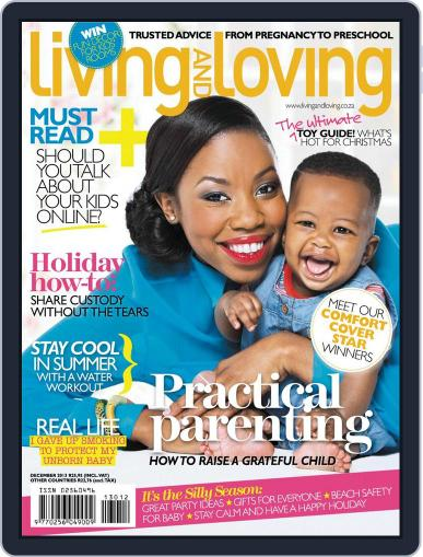 Living and Loving (Digital) November 10th, 2013 Issue Cover