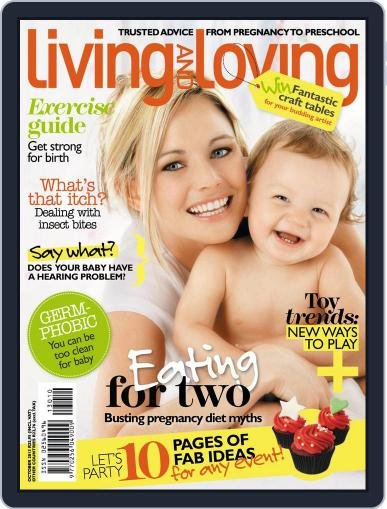 Living and Loving (Digital) September 15th, 2013 Issue Cover