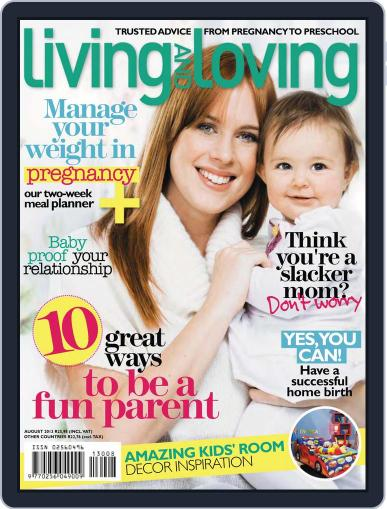 Living and Loving (Digital) July 18th, 2013 Issue Cover