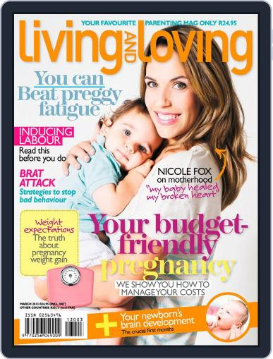 Living and Loving (Digital) February 10th, 2013 Issue Cover