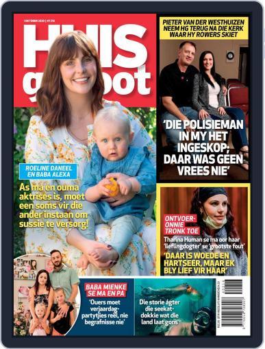 Huisgenoot October 1st, 2020 Digital Back Issue Cover