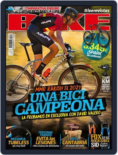 Bike - España (Digital) October 1st, 2020 Issue Cover