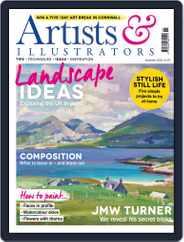Artists & Illustrators (Digital) Subscription November 1st, 2020 Issue