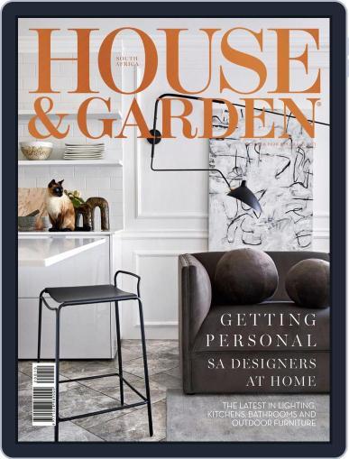 Condé Nast House & Garden (Digital) October 1st, 2020 Issue Cover