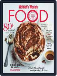 The Australian Women's Weekly Food (Digital) Subscription October 1st, 2020 Issue